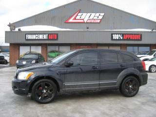 Used 2011 Dodge Caliber modèle HB SXT 4 portes for sale in Ste-Catherine, QC