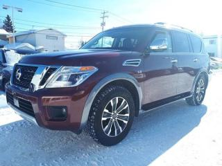 Used 2017 Nissan Armada SL for sale in Rouyn-Noranda, QC