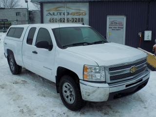 Used 2012 Chevrolet Silverado 1500 ***4X4, KING CAB, V8*** for sale in Longueuil, QC