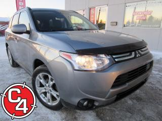 Used 2014 Mitsubishi Outlander Es Awd Cuir Toit for sale in St-Jérôme, QC