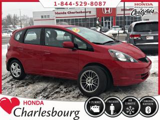 Used 2014 Honda Fit LX **AUTOMATIQUE** for sale in Charlesbourg, QC