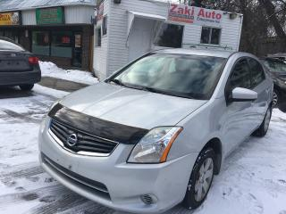 Used 2010 Nissan Sentra 2.0/Safety/E Test is Included The Price for sale in Toronto, ON