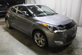 Used 2016 Hyundai Veloster (BAS KILO 48000KM,BLUETOOTH) for sale in St-Constant, QC