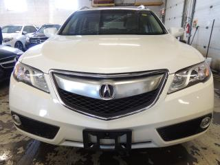 Used 2015 Acura RDX TECH PACK, NAVI, LEATHER, CAMERA for sale in Mississauga, ON