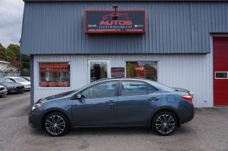 Used 2014 Toyota Corolla S Sport 6 Vit. Toit for sale in Lévis, QC