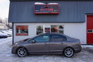 Used 2010 Acura CSX I-Tech 2.0l Vtec Aut for sale in Lévis, QC