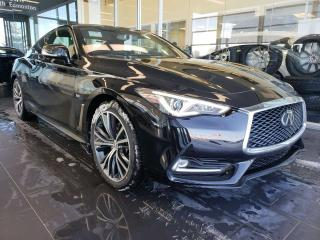 New 2019 Infiniti Q60 Luxe w/ Sensory Package for sale in Edmonton, AB