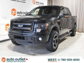 Used 2014 Ford F-150 FX4 4x4 Crew Cab; Leather Heated Seats, Nav, Backup Camera for sale in Edmonton, AB