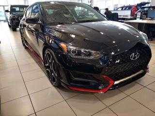 New 2019 Hyundai Veloster N for sale in Edmonton, AB