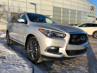 New 2019 Infiniti QX60 PRO ACTIVE PKG for sale in Edmonton, AB