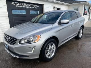 Used 2015 Volvo XC60 T5 Premier  2.5 TURBO for sale in Kingston, ON