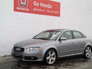 Used 2006 Audi A4 2.0T MANUAL - FINANCING AVAILABLE for sale in Edmonton, AB