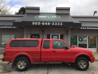 Used 2003 Ford Ranger EXT CAB for sale in Mississauga, ON