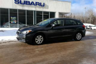 Used 2014 Subaru Impreza 2.0i for sale in Minden, ON