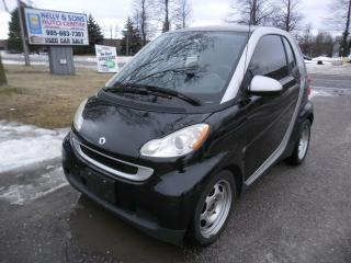 Used 2008 Smart fortwo PASSION for sale in Ajax, ON