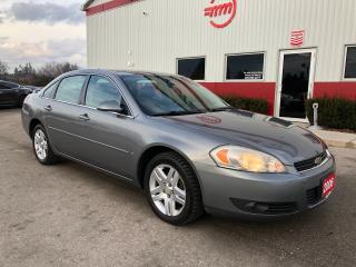 Used 2006 Chevrolet Impala LTZ for sale in Tillsonburg, ON