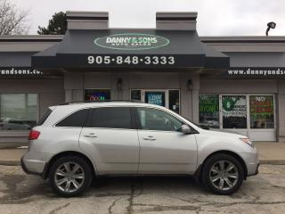 Used 2010 Acura MDX Elite for sale in Mississauga, ON