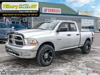 Used 2010 Dodge Ram 1500 SLT. *Seats 6. AUX* for sale in Tilbury, ON
