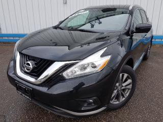 Used 2016 Nissan Murano SL AWD *NAVIGATION* for sale in Kitchener, ON