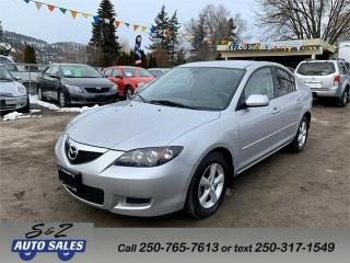 Used 2008 Mazda MAZDA3 GS *Ltd Avail* for sale in Kelowna, BC