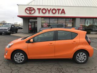 Used 2015 Toyota Prius c Technology Hybrid for sale in Cambridge, ON
