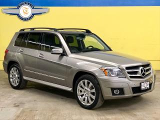 Used 2010 Mercedes-Benz GLK-Class GLK 350, Panoramic Roof, Power Tailgate for sale in Vaughan, ON