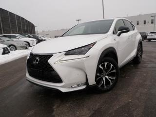 Used 2015 Lexus NX F SPORT  NAV for sale in Toronto, ON