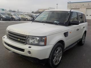 Used 2008 Land Rover Range Rover SPORT for sale in Innisfil, ON