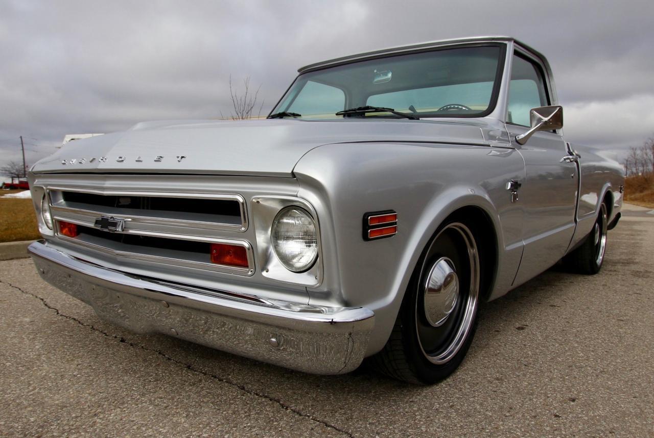 1968 Chevrolet C10 FACTORY SHORT BOX- LS V8