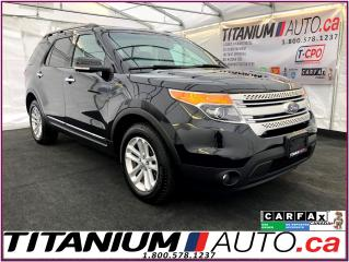 Used 2015 Ford Explorer XLT-4WD-Camera-GPS-Pano Roof-Leather-Remote Start- for sale in London, ON