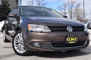 Used 2011 Volkswagen Jetta FEBRUARY BLOWOUT - HIGHLINE - TDI - NO ACC - ONTCR for sale in Oakville, ON