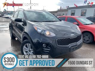Used 2017 Kia Sportage LX | 1OWNER | AWD | CAM | HEATED SEATS for sale in London, ON
