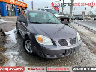 Used 2006 Pontiac Pursuit CAR LOANS FOR ALL CREDIT for sale in London, ON