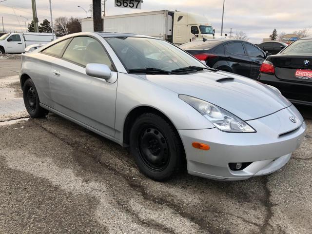 2003 Toyota Celica GT, Tire Sets, Warranty, Certified