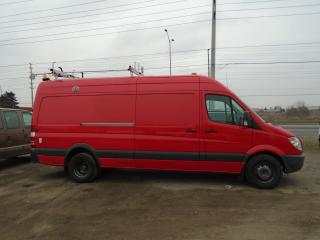 Used 2009 Dodge Sprinter 3500 service truck for sale in Mississauga, ON