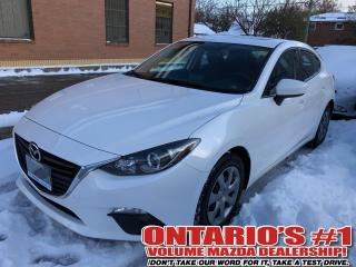 Used 2016 Mazda MAZDA3 BACKUP CAM,SUNROOF,HEATED SEATS !!! for sale in Toronto, ON