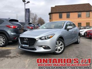 Used 2017 Mazda MAZDA3 GX for sale in Toronto, ON