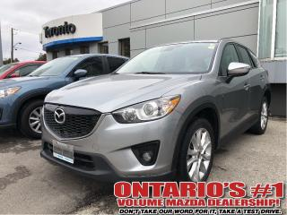 Used 2015 Mazda CX-5 GT for sale in Toronto, ON