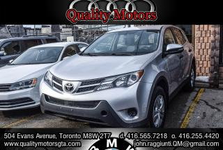 Used 2013 Toyota RAV4 LE (A6) AWD for sale in Etobicoke, ON