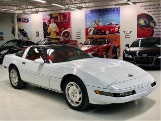 Used 1995 Chevrolet Corvette T-Roof for sale in Paris, ON