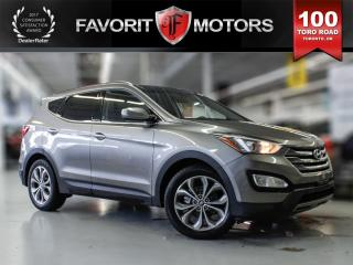 Used 2015 Hyundai Santa Fe Sport LEATHER   PANO ROOF   BACKUP CAM   HEATED SEATS for sale in North York, ON