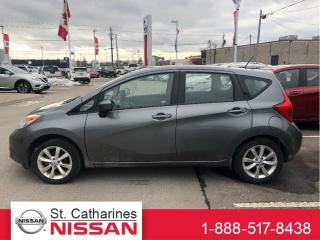 Used 2016 Nissan Versa Note Hatchback 1.6 SL CVT for sale in St. Catharines, ON