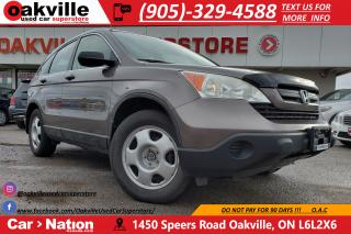 Used 2009 Honda CR-V LX 4WD | LOW KM | BLUETOOTH | GREAT VALUE for sale in Oakville, ON