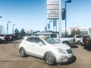 Used 2014 Buick Encore Premium for sale in Cold Lake, AB