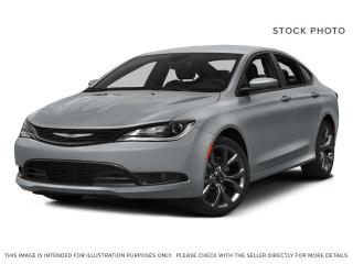 Used 2015 Chrysler 200 Limited for sale in Cold Lake, AB