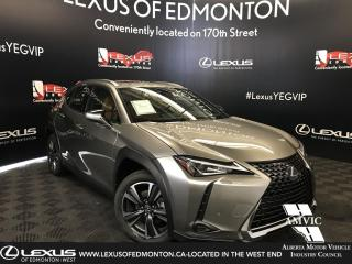 New 2019 Lexus UX 250H Luxury Package for sale in Edmonton, AB