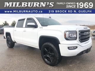 Used 2017 GMC Sierra 1500 Elevation Edition 4x4 for sale in Guelph, ON
