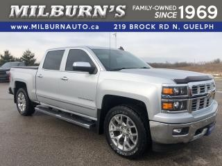 Used 2015 Chevrolet Silverado 1500 LTZ Z71 4X4 for sale in Guelph, ON