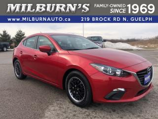 Used 2015 Mazda MAZDA3 GS SkyActiv for sale in Guelph, ON