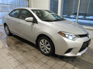 Used 2014 Toyota Corolla LE NO DAMAGE CLEAN CARPROOF for sale in Toronto, ON